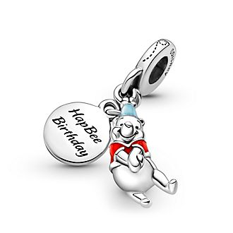 Disney X Pandora Winnie the Pooh Birthday Dangle Charm