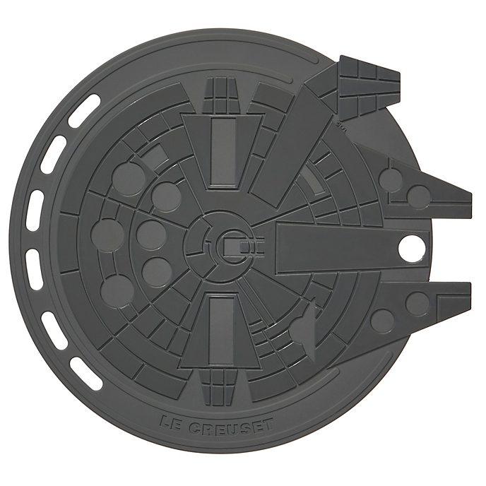 Le Creuset Millennium Falcon Cool Tool Trivet, Star Wars