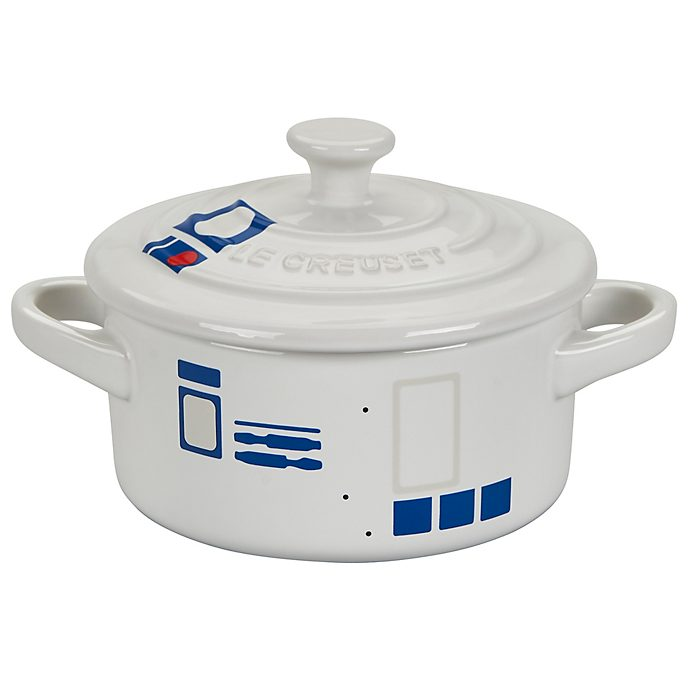 Le Creuset - Star Wars - R2-D2 - Mini-Kokotte