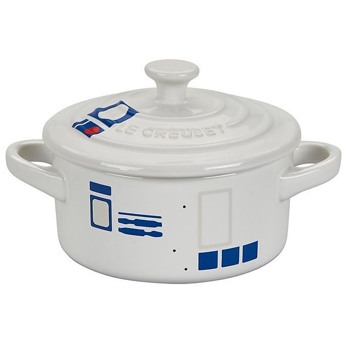 Mini cocotte R2-D2 Collezione Star Wars Le Creuset