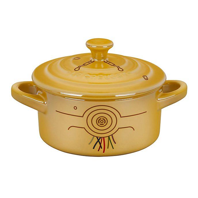 Le Creuset C-3PO Small Round Casserole Dish, Star Wars