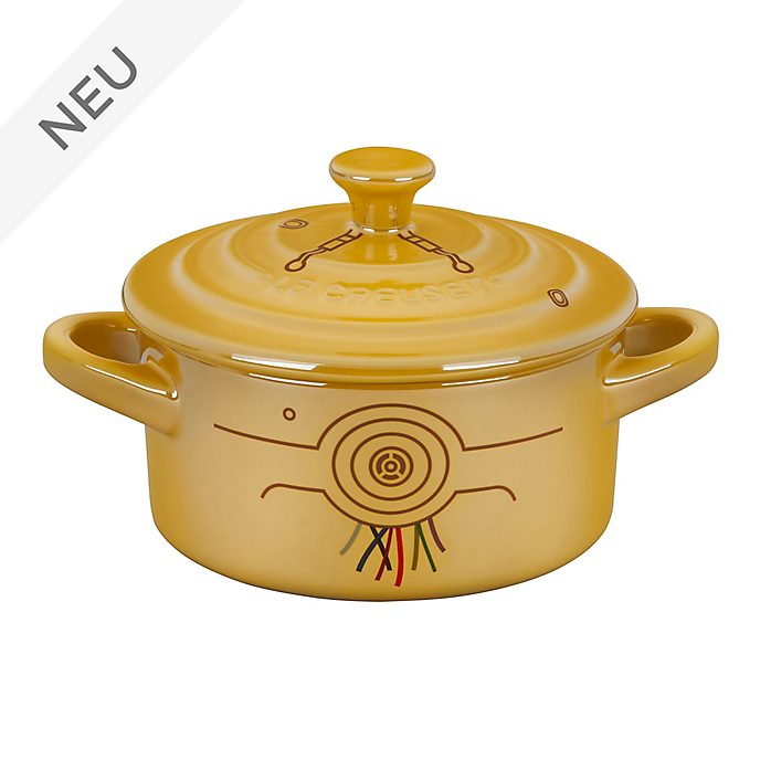 Le Creuset - Star Wars - C-3PO - Mini-Kokotte