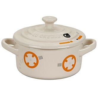 Cacerola con tapa redonda pequeña, BB-8, Star Wars, Le Creuset