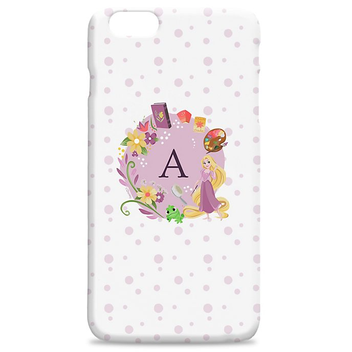 Disney Store Rapunzel Personalised iPhone Case