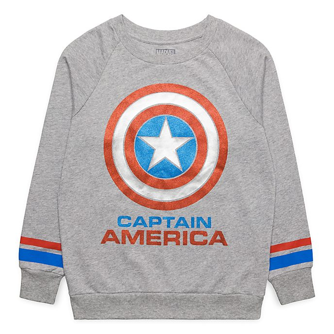 Disneyland Paris Captain America Sweatshirt