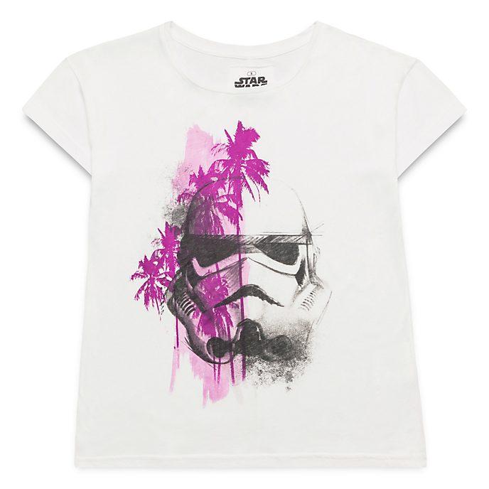 T-Shirt pour adultes Star Wars Stormtrooper Disneyland Paris