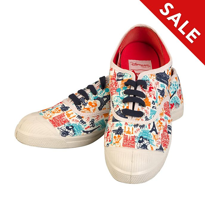 Disneyland Paris x Bensimon Trainers For Adults