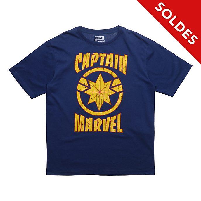 Disneyland Paris T-shirt Captain Marvel pour adultes