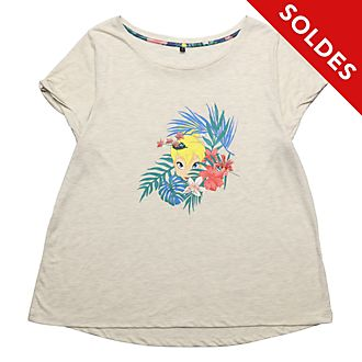 Disneyland Paris T-shirt Clochette Secret Garden pour adultes
