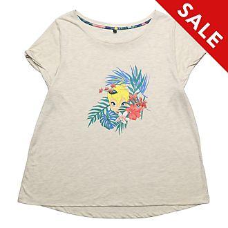 Disneyland Paris Tinker Bell Secret Garden T-Shirt For Adults