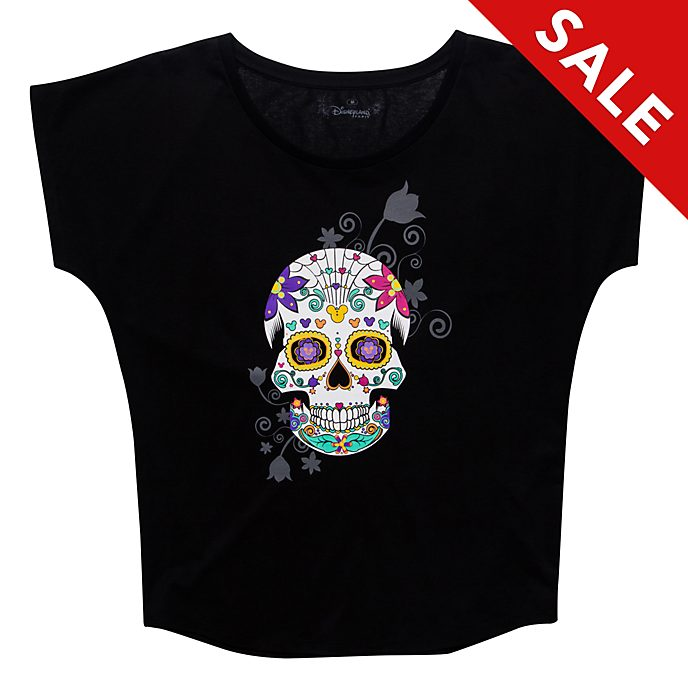 Disneyland Paris Dia de los Muertos Ladies' T-Shirt