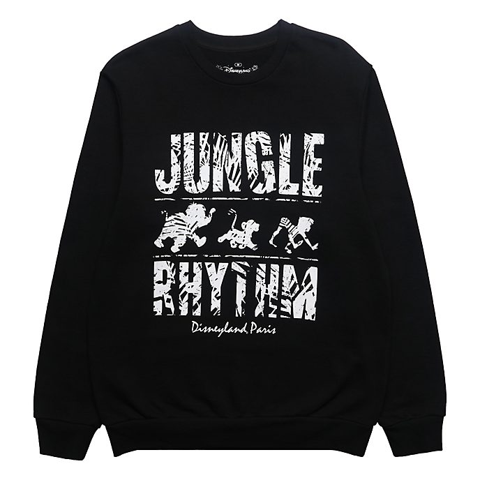 Disneyland Paris The Lion King Jungle Rhythm Sweatshirt For Adults