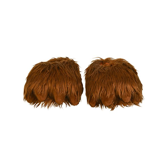 Disneyland Paris Chaussons Chewbacca pour adultes