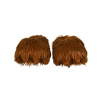 Disneyland Paris Chewbacca Slippers For Adults