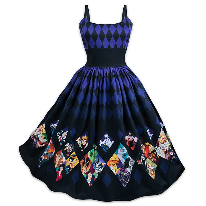 Disneyland Paris Disney Villains Ladies' Dress