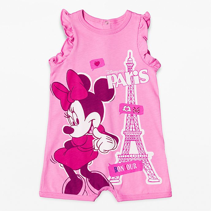 Disneyland Paris Minnie Mouse Baby Body Suit