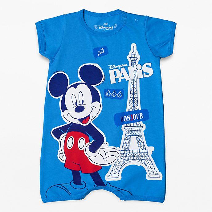 Disneyland Paris Mickey Mouse Baby Body Suit