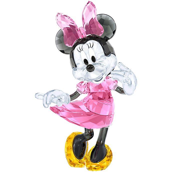 Swarovski Figurine Minnie Mouse en cristal