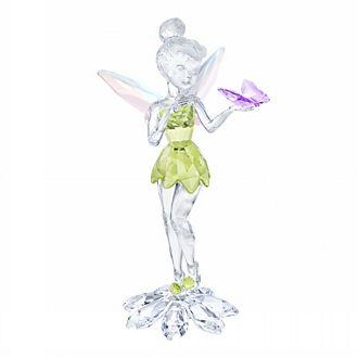 Swarovski personaggio in cristallo Trilli con farfalla