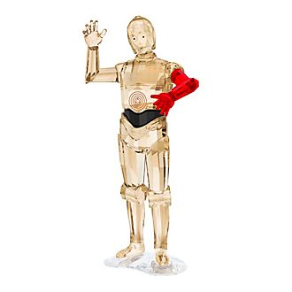 Swarovski - C-3PO - Kristallglasfigur