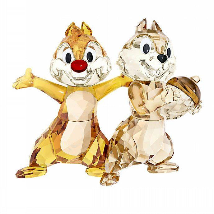 Swarovski personaggio in cristallo Cip e Ciop