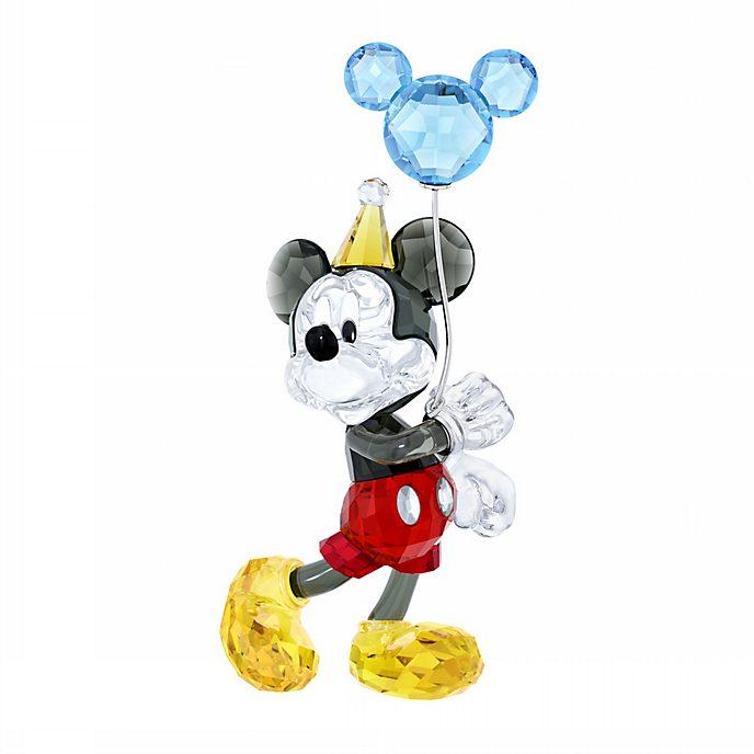 Swarovski Figurine Mickey Célébration en cristal