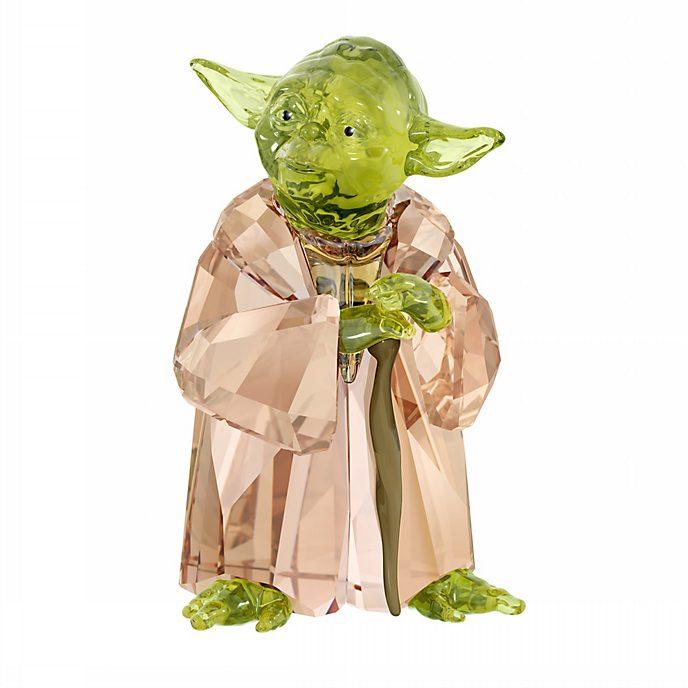 Swarovski Yoda Crystal Figurine