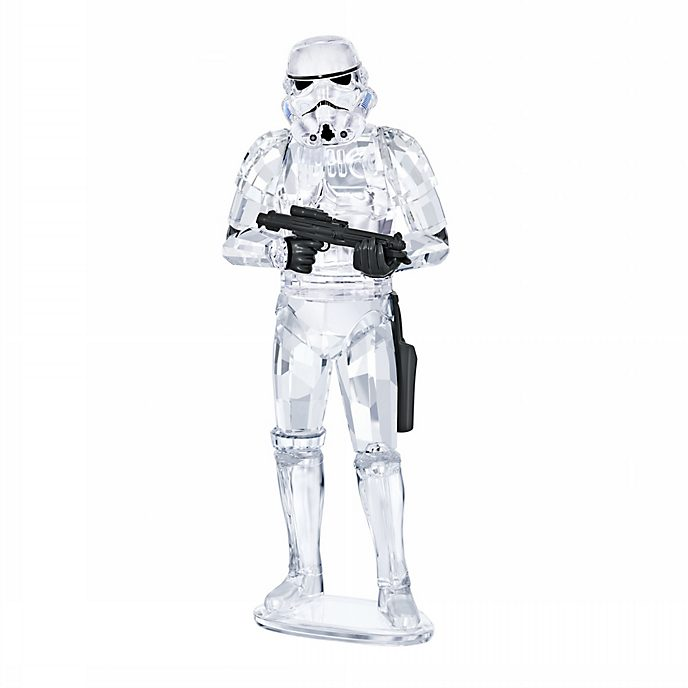 Swarovski personaggio in cristallo Stormtrooper Star Wars