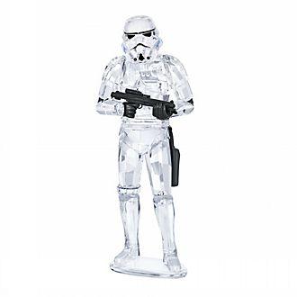 Swarovski figurita cristal soldado imperial, Star Wars