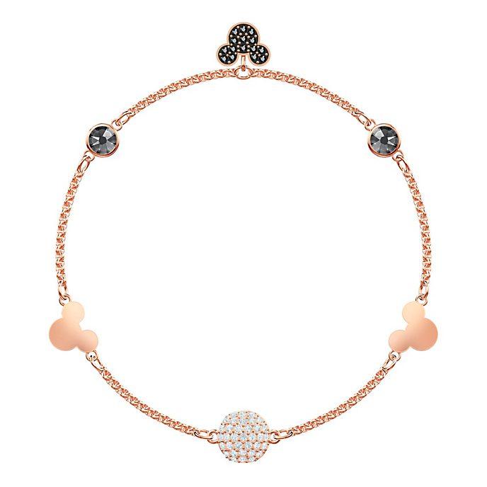 Swarovski Mickey Mouse Charm Bracelet