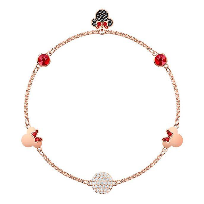 Swarovski Minnie Mouse Charm Bracelet