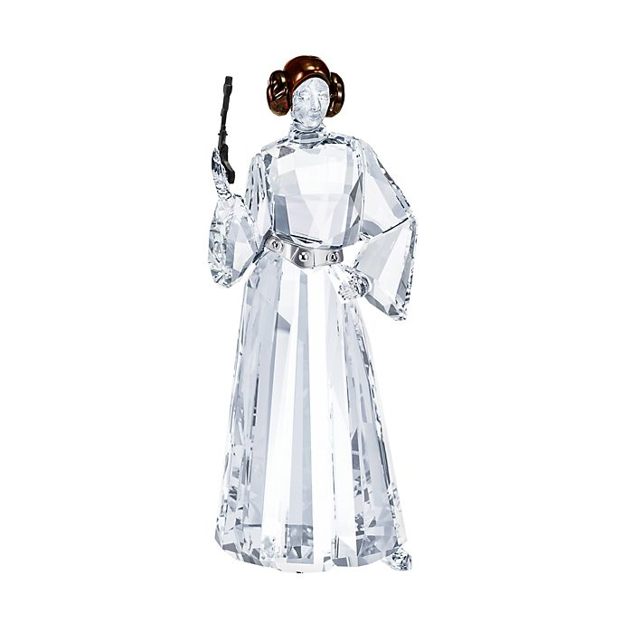 Swarovski Figurine Princesse Leia en cristal