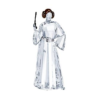 Swarovski - Prinzessin Leia - Kristallglasfigur