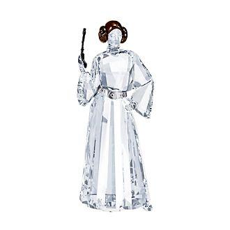 Swarovski figurita cristal princesa Leia
