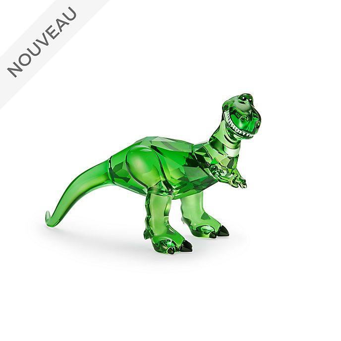 Swarovski Figurine Rex en cristal, Toy Story