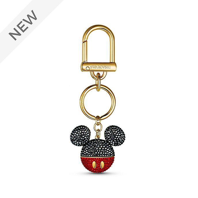 Swarovski Mickey Mouse Bag Charm