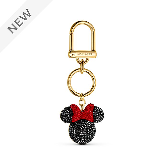 Swarovski Minnie Mouse Bag Charm