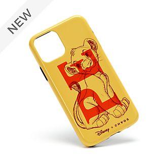 CHAOS x Disney Classics Simba Personalised iPhone 11 Case
