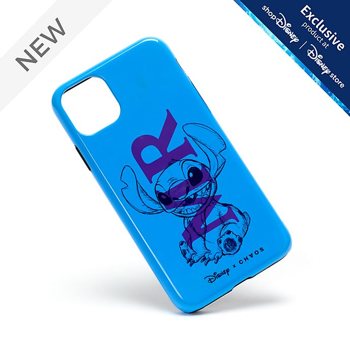 CHAOS x Disney Classics Stitch Personalised iPhone 11 Case