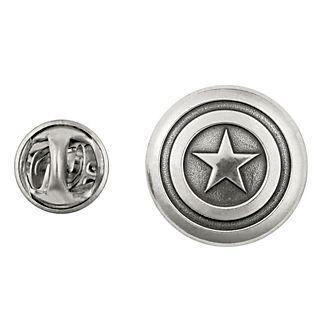 Pin Capitán América, Royal Selangor