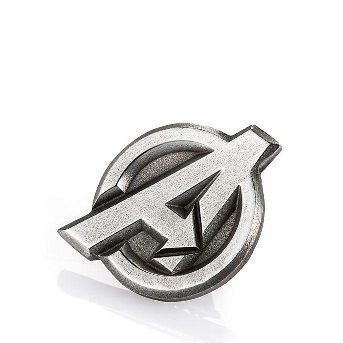 Royal Selangor Avengers Silver-Toned Pin