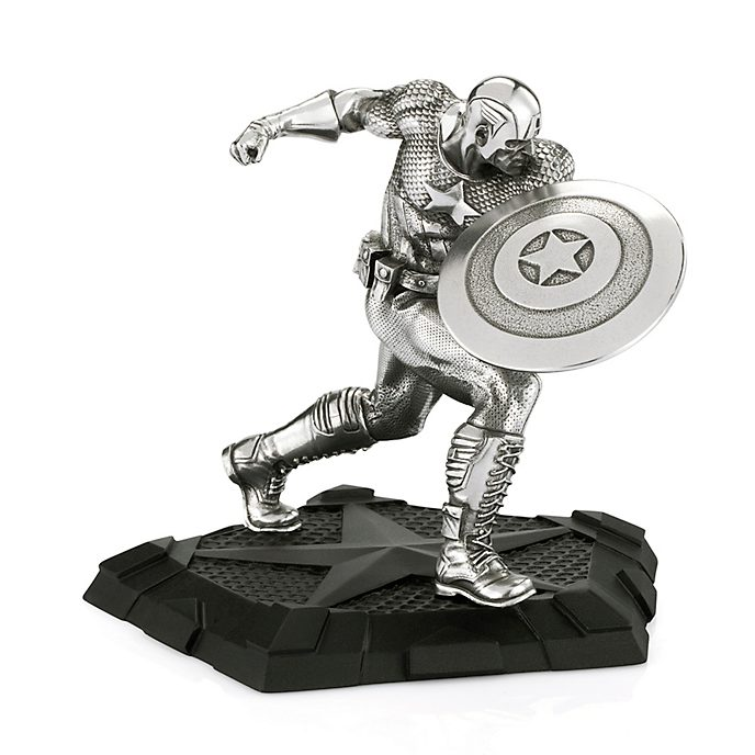 Royal Selangor Captain America First Avenger Figurine