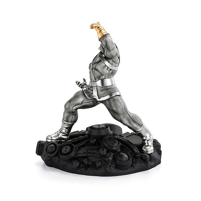 Figurita Thanos el Conquistador, edición limitada, Royal Selangor