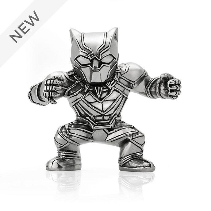 Royal Selangor Black Panther Mini Figurine