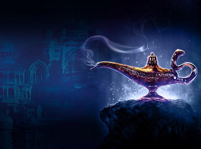Aladdin Il mondo è tuo con una divertentissima selezione di articoli di cartoleria, accessori e tanto altro SCOPRI
