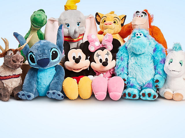 50% Off Large Soft Toys