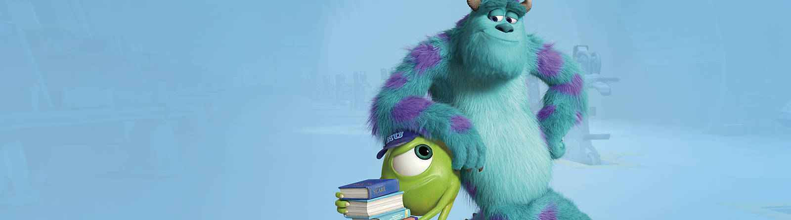 Monsters Discover our range of Monsters Inc merchandise featuring soft toys, playsets, collectibles and more