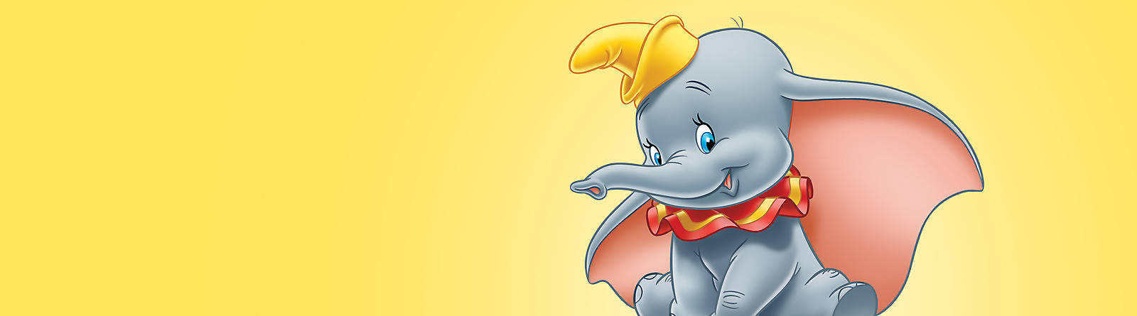 Dumbo See an elephant fly with our range of Dumbo soft toys, baby gifts and collectibles