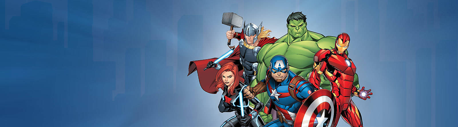 Marvel's Avengers Discover our range of Marvel's Avengers merchandise including toys, costumes, figurines and more