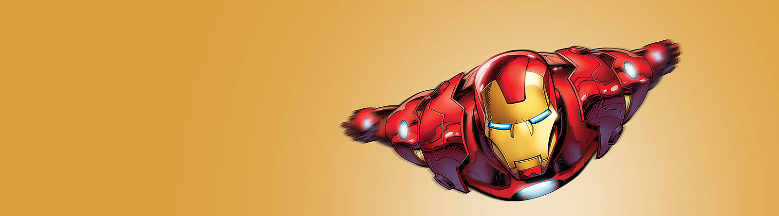Iron Man Discover the exciting world of Marvel with our Iron Man merchandise, including figurines, clothing and toys